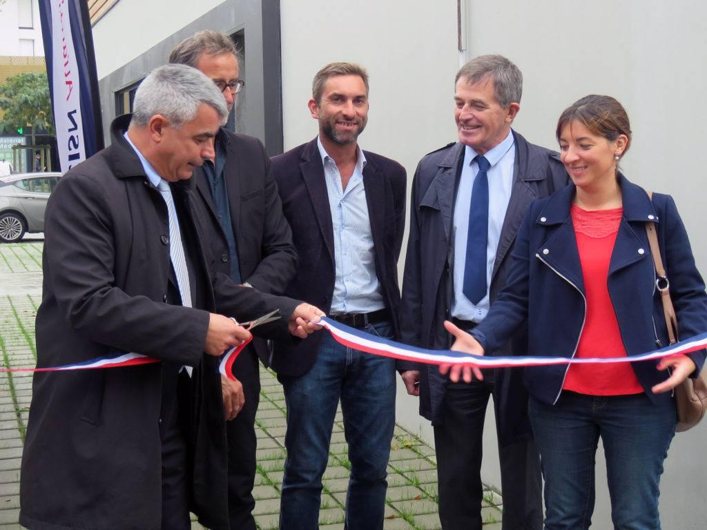 La Résidence Floréal inaugurée par le Maire de Saint Nazaire