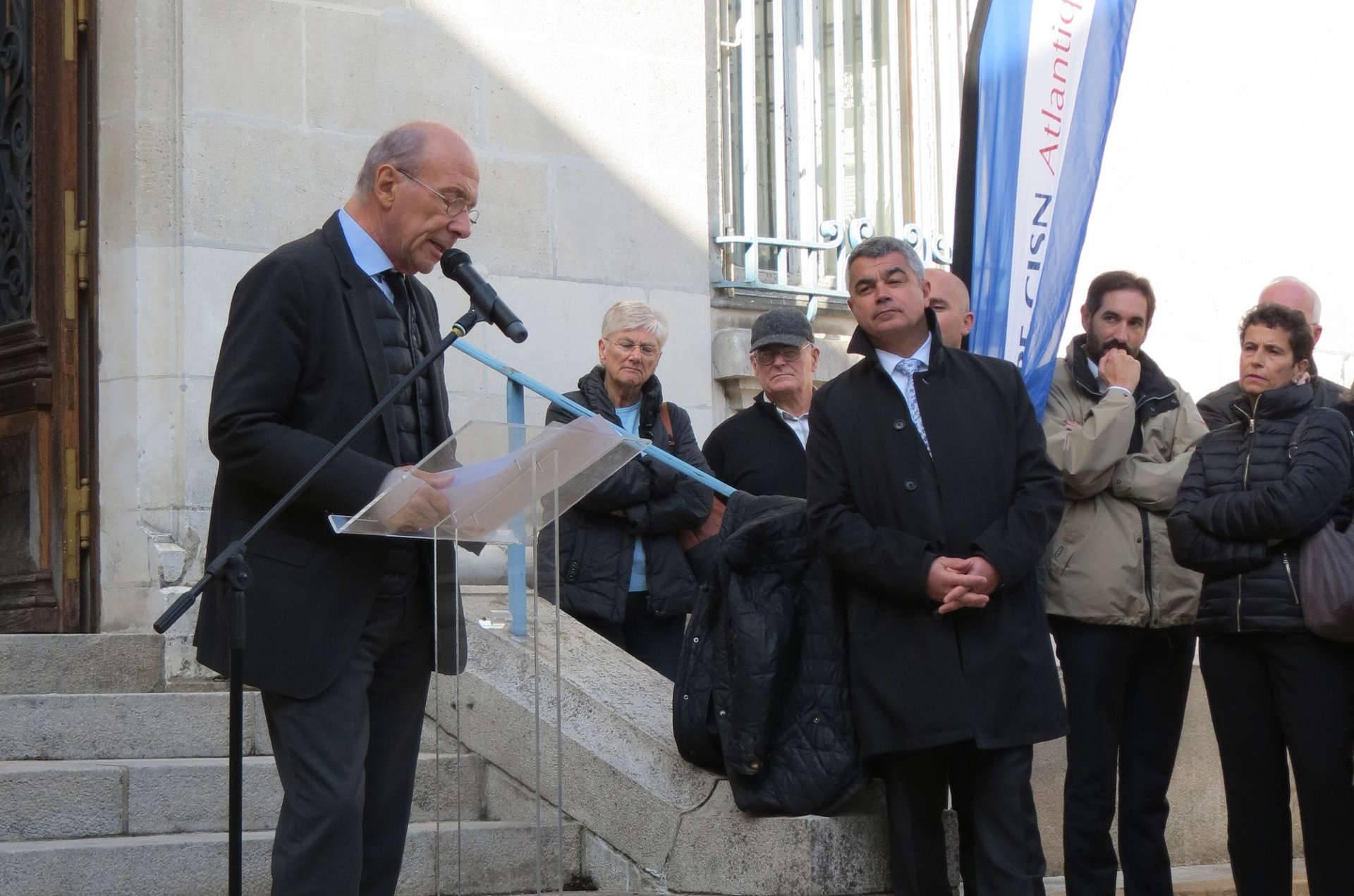 La Banque de France devient la résidence Les Balcons de Flore - CISNDébut des travaux de la résidence Les Balcons de Flore - CISN
